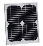 панель солнечных батарей 12V 20W для солнечной домашней электрической системы