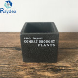 Schwarzes Farben-Quadrat-Minikleber-Potenziometer für Succulent