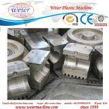 Nouvelle conception de PVC HDPE PVC EVA Double machine à tuyaux ondulés à une seule pièce Ligne d'extrusion à une seule vis