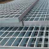 Suelo de acero galvanizado que ralla para la plataforma