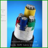 isoliertes Kurbelgehäuse-Belüftung 5core kabelt flexibles elektrisches Kabel