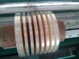Полиэтиленовая пленка катушки вьюрка поверхности центра Pmfq-900 разрезая перематывать машину