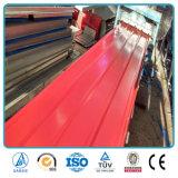 경쟁가격 강철 구조물을%s 직류 전기를 통한 색깔 입히는 강철판