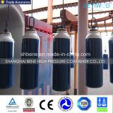 Portátil de médicos de 10L del cilindro de oxígeno con Tped aprobación CE