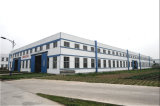 プレハブの鉄骨構造の缶の金属の生産の研修会(KXD-SSW1346)