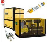 Compresseur d'air refroidi par air de vis 55kw 8bar