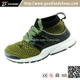 Chaussures respirables neuves de sports d'espadrilles de chaussures de course d'arrivée 16026-1