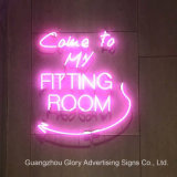 Ilumine Logo Soft Neon Signs para Home and Bar Signage