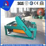 Tipo claro separador magnético permanente da correia de Rcyq da Auto-Limpeza/ferro da suspensão para a máquina/triturador de Ming