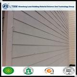Tablero de madera del cemento de la fibra del grano para la pared exterior