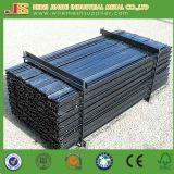 postes lourds en métal de frontière de sécurité de ferme de 1.86kg/M, prix de piquet d'étoile