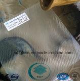 Vidro modelado das peras desobstruídas com ISO do CE (3 8mm)