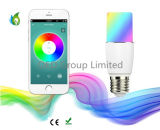 intelligente LED Birnen intelligentes Dimmable Partei-Licht des 6W Bluetooth 4.0 Telefon APP-Steuer