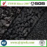 Charbon actif à base de charbon pour Effciency élevé Adsorpion