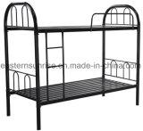 卸し売り低価格の高品質の寝室の金属の倍の二段ベッド