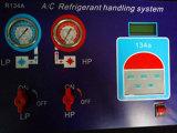Coche de Hw-680 Máquina de recuperación de refrigerante del aire acondicionado
