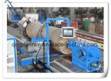 Большой горизонтальный Lathe CNC для поворачивать тяжелый цилиндр стана 40t (CG61160)