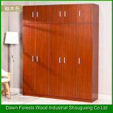 Panneau de conception de mobilier moderne armoire