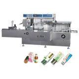 Horizontale automatische Paket-Hochgeschwindigkeitsmaschine der Medizin-Htz200 im pharmazeutischen Karton-Kasten