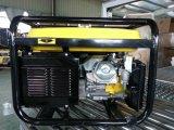 Generadores de gasolina (SV12000E) para la construcción de 5 kW Fuente de alimentación