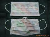 Heißer Verkaufs-gesundheitliche gedruckte Wegwerfgesichtsmaske