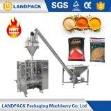 自動Weighiingの小麦粉の砂糖の塩Spcies/のチリパウダーのパッキング機械