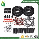 Boyau en plastique noir de PVC d'irrigation de roulis de conduite d'eau