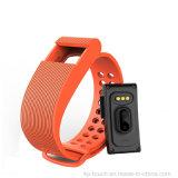 Браслет Bluetooth 4.0 франтовской с монитором тарифа сердца (ID105)