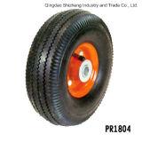 証明書が付いている保証された品質3.00-4の手押し車のタイヤ