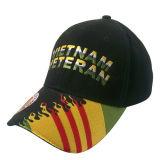 印刷および刺繍Bb221が付いている方法野球帽