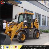 De Lader Zl12f van het Wiel van de Machine 1.2ton van de bouw