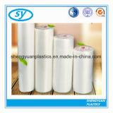 HDPE LDPEの物質的で明確なプラスチック平らな食糧袋