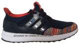 La gymnastique d'hommes sportive de chaussures de Flyknit de marque folâtre les chaussures (816-9935)