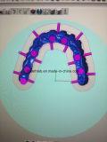 高精度の歯科製粉されたCAD/CCAMのインプラント橋