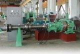 Xj-90 고무 (실리콘) 밀봉 지구 관을%s 찬 공급 압출기 기계