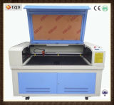 China-CO2 Laser-Stich u. Ausschnitt-Maschine