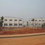 Atelier en acier de construction par l'exigence de propriétaire