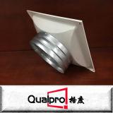 runder Luftdiffuser (zerstäuber)aluminiumluftauslaß grillt AR6312