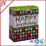 贅沢な誕生会の製品の芸術のギフトの買物袋の誕生日の紙袋