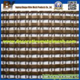 Maillage décoratif en acier inoxydable utilisés pour meubles