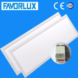 60W 600X1200 Luz do painel de LED do sensor de microondas com 100lm/W