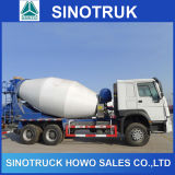 Sinotruk HOWO 8m3 10m3 12m3 Camion Precio Misturador de concreto