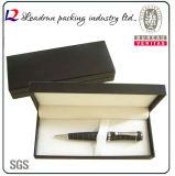 Caja de presentación plástica de empaquetado de la caja de embalaje del rectángulo de la pluma de la visualización del papel del rectángulo de la pluma del regalo del lápiz de madera (Lrp01B)