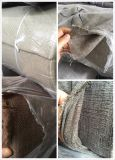 Estoque de tecido de linho de alta qualidade 1.2USD / M