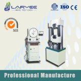 Machine d'essai de flexion hydraulique numérique (WES100kN-1000kN)