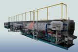 Линия штрангя-прессовани трубы PE твердая для воды и поставки газа (315-630mm)