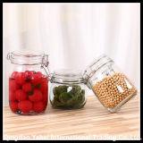 台所用品のガラス振動上のベールびんをセットしなさい