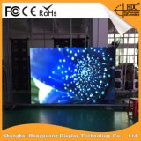 Высокое качество для использования вне помещений полноцветный светодиодный дисплей P10