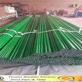 Tubulação de aço galvanizada revestida pó da fábrica