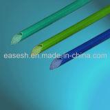 Fiberglas-Kabel-umsponnene Hülse beschichtete mit Silikon